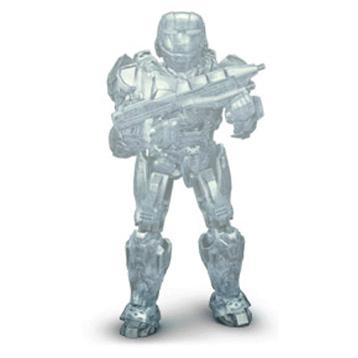 Halo Wars UNSC Active-Camo Spartan