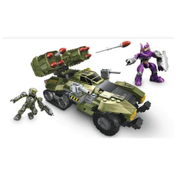 Halo Wars UNSC Wolverine