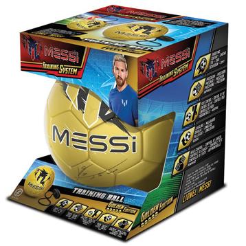 Messi Pro Training Ball Golden Edition