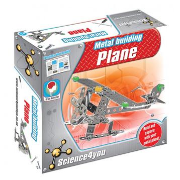 Metal Building Plane