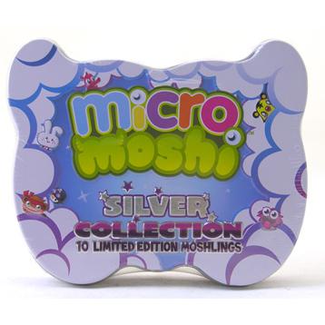 Micro Moshi Collector Tin