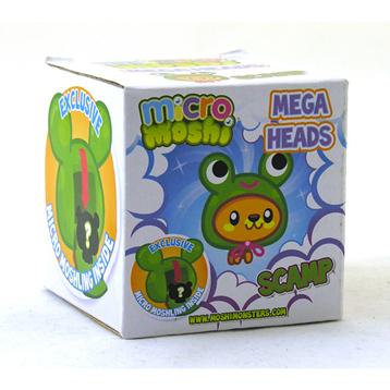 Micro Moshi Mega Head
