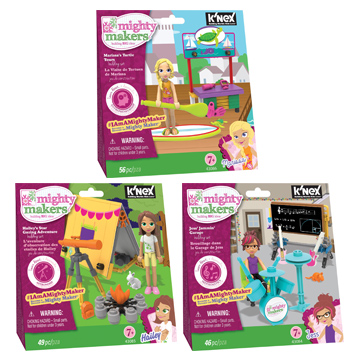 Figure Packs (Series 1)