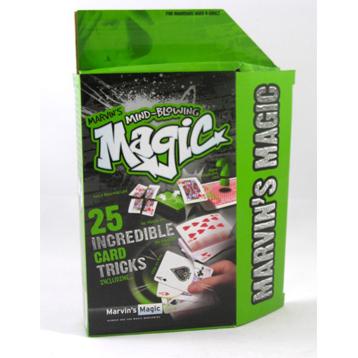 Mind Blowing Magic 25 Incredible Card Tricks