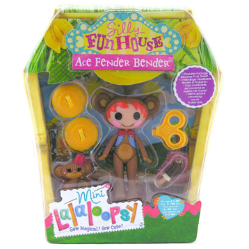 Mini Lalaloopsy Silly Funhouse Doll