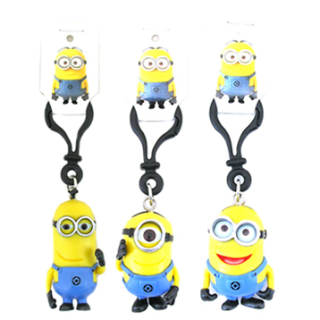 Minion Bag Clips