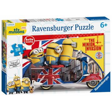 Minions Movie Jigsaw Puzzle 80 Piece