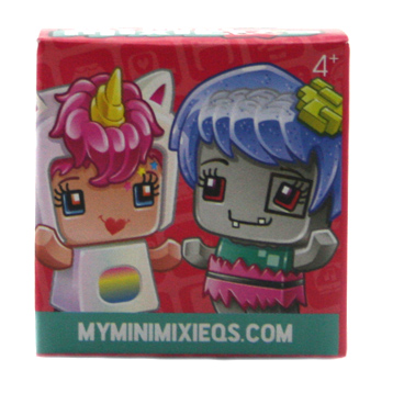 Mixie Q's 2 Figure Blind Bags Assorted