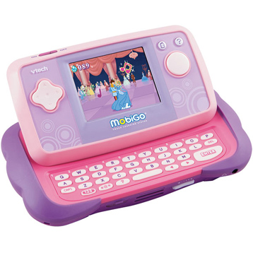 MobiGo Touch Learning System with Disney Princess