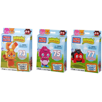 Moshi Monsters Build a Monster