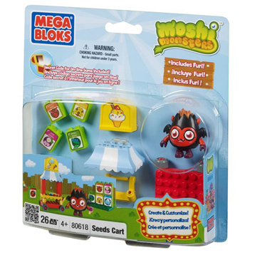 Moshi Monsters Small Playset