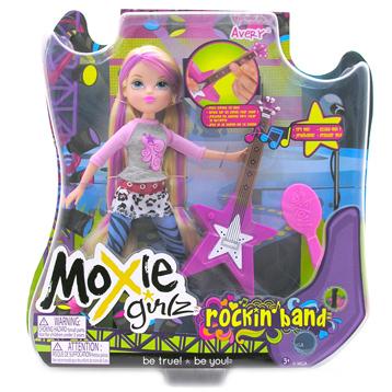Moxie Girls Rockin Band