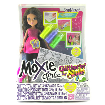 Moxie Girlz Glitterin' Style