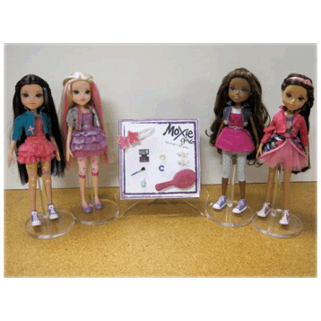Moxie Girlz Ready to Shine Doll