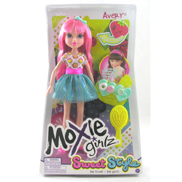 Sweet Style Moxie Doll