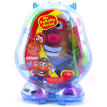 Mr Potato Head Silly Suitcase