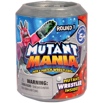 Mutant In A Can (Round 1)