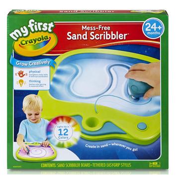 My First Sand Scribbler