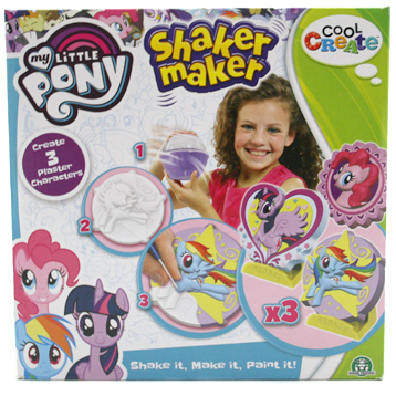 My Little Pony Shaker Maker