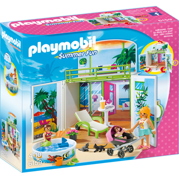 My Secret Beach Bungalow Play Box