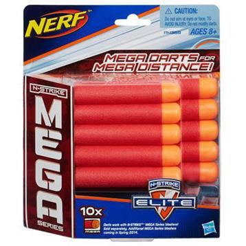 N-STRIKE Elite Mega Dart Refill