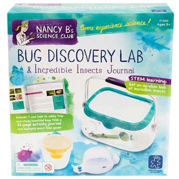 Nancy B Science Club Bug Discovery Lab