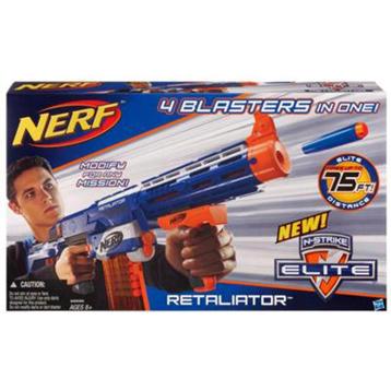 N-Strike Elite Retaliator