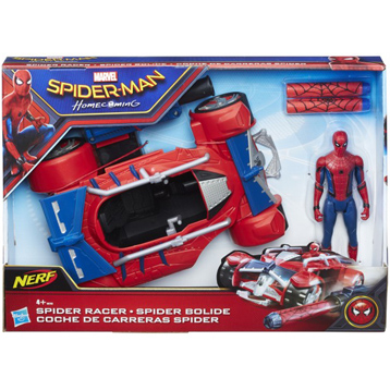 NERF Homecoming Spider-Racer