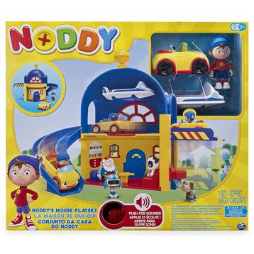 Noddys House Playset