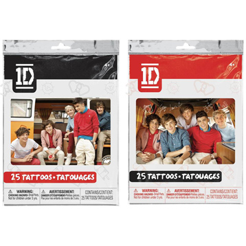 One Direction Tattoo Pack