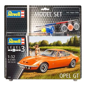 Opel GT Model Set
