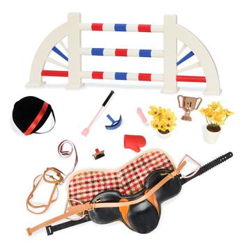 Equestrian Style Set