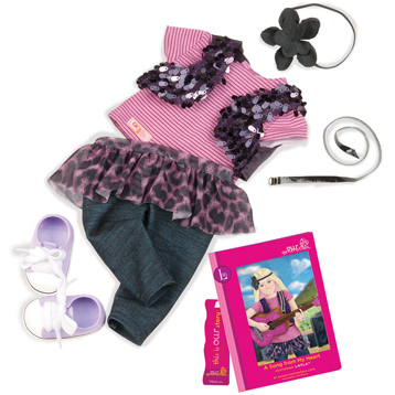 Layla's Read & Play Set