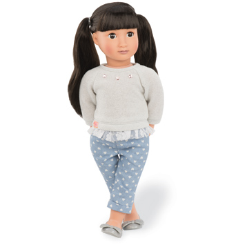 May Lee 46cm Doll