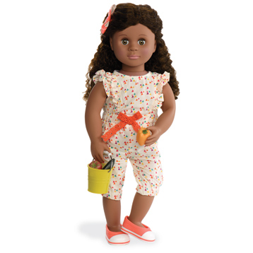 Nahla 46cm Doll with Book