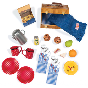 Packed for a Picnic Set