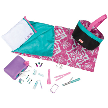 Sleepover Party Set