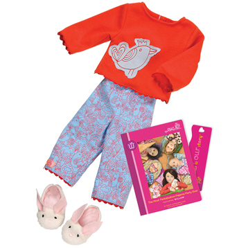 Willow's Read & Play Set