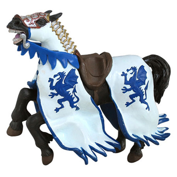 Blue Dragon King's Horse