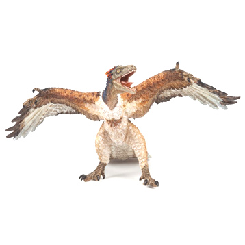 Dinosaurs Archaeopteryx Figure