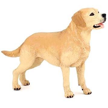 Cat & Dog Companions Labrador Figure