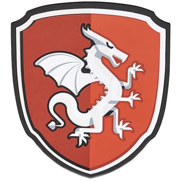 Dragon Knight Foam Shield