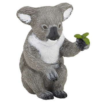Wild Animal Kingdom Koala Bear Figure