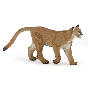 Wild Animal Kingdom Puma Figure