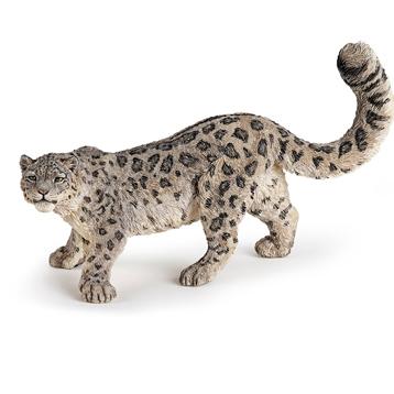 Wild Animal Kingdom Snow Leopard Figure