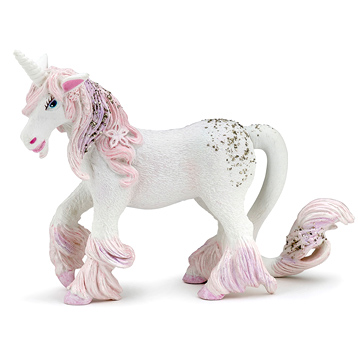 The Enchanted World The Enchanted Unicorn Figure