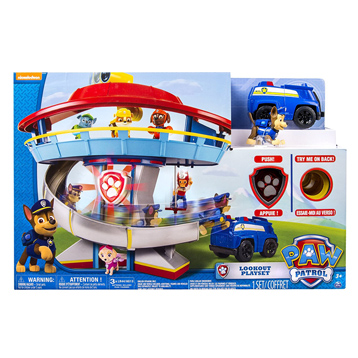 Lookout Playset
