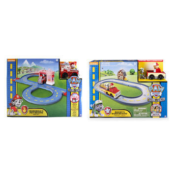 Paw Patrol Rescue Sets Assorted