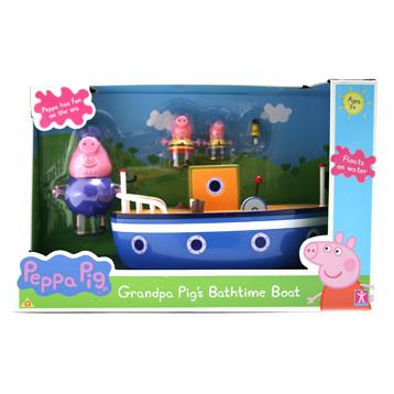 Bathtime Boat
