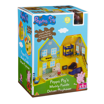 Muddy Puddle Deluxe Playhouse